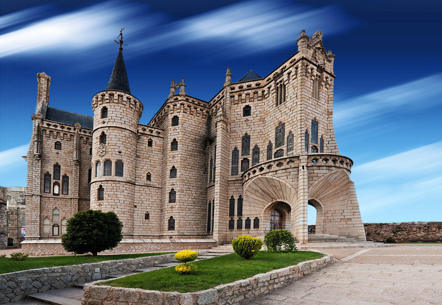 Gaudi en Astorga