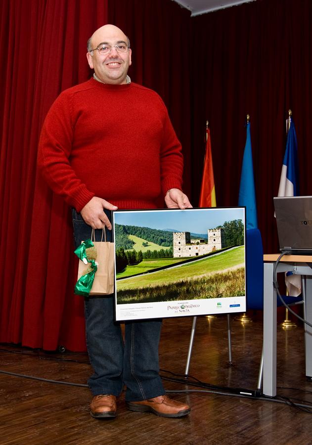 Entrega de Premios Parque Historico del Navia