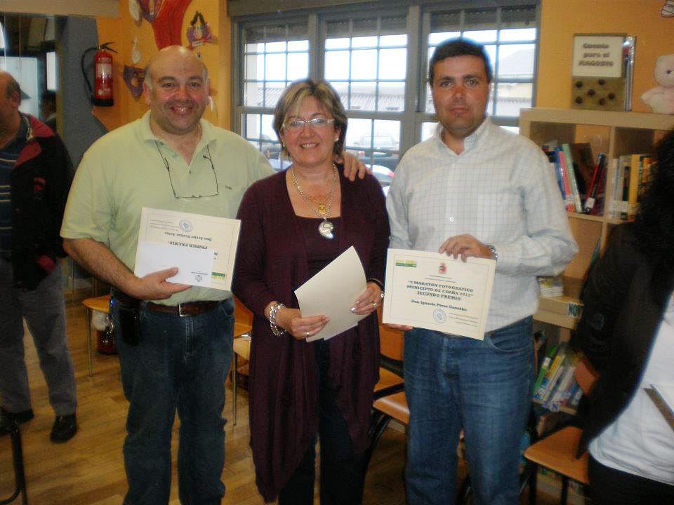 Entrega de Premios Ortiguera II